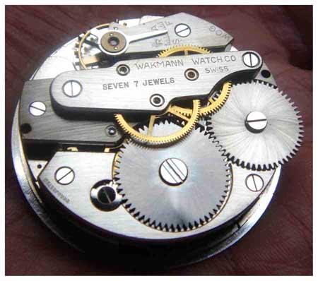 Elgin Hamilton Bezel Gasket 37387 For Elapsed Time Aircraft Clock 37500